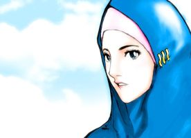 Hijab is Beautiful by arrazy