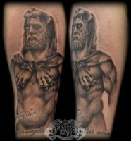 Hercules by state-of-art-tattoo