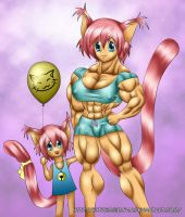 Amy's Mom COLOR by Siegfried129