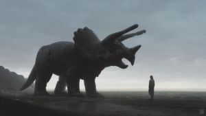 Monster by YURISHWEDOFF
