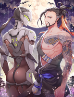 Overwatch by LMJ86