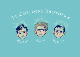 St.corleone by posssari