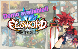 ELSWORD: RETOLD DEMO - 8/31/15 by yoruikari