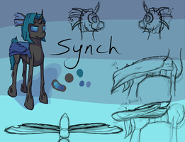 Synch Newref by GrayTechnoRaptor