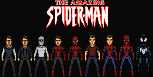 The Amazing Spider-Man (New Earth) by Nova20X