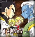 The Future of Trunks - Vol XI Cover by Rider4Z