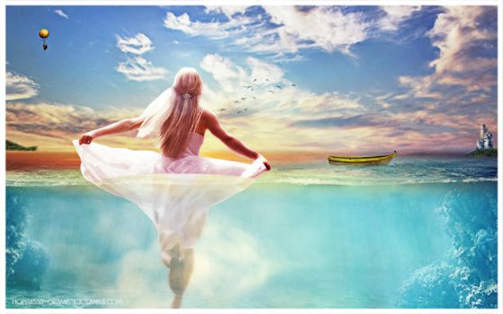 Beautiful Serenity by Piccadillyxo
