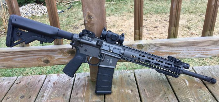 Bravo Company Manufacturing / HSP Jack Carbine by TSmith13