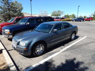 2006 Chrysler 300 Touring by CadillacBrony