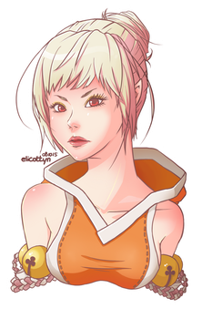[Blade and Soul] Kun by elicottyn