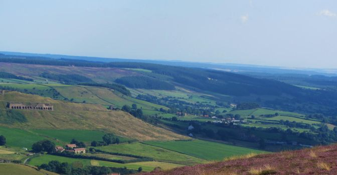 North Yorkshire Moors - Near Rosedale by thetimlumb