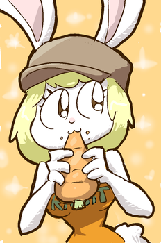 Carrot!!! by Nobodyelse-is-me