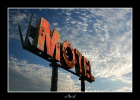 Motel by GaryRoberts