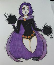 Raven by WolfReed301