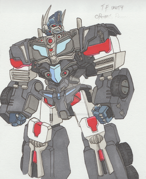 TFU Optimus by Zero-Kaiser