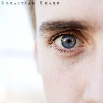 My eye by SebastianSkarp