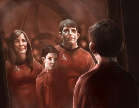 The Red Shirt who Lived by StewartMortimer