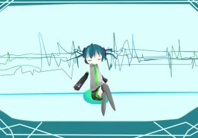 Miku : Feel The music by NSBlood-sugar