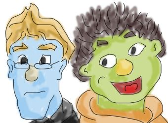 Rod and Nicky by cecily-marla-smith
