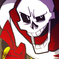 Undertale: Papyrus by Mossygator