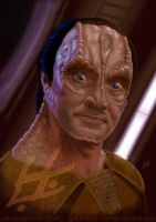 Garak by goldenrod1034