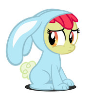 Apple Bloom Embarrassed by Rayne-Feather