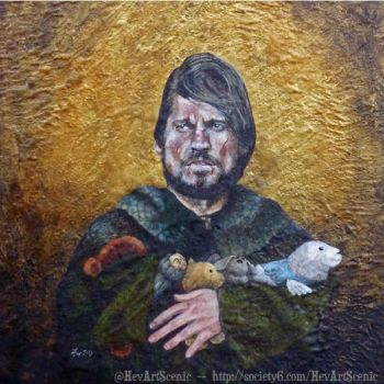 Jaime Lannister - Awards From Army Hero Squad by hever