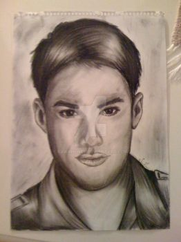 Michael Trevino by RAWRHONEY