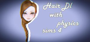 MMD Hair Dl` by The-Sofia-Kapral
