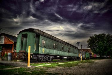 Hocking Valley HDR by Logicalx