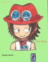 Portagas D. Ace by KayKatKreations