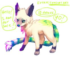 DESIGN FOR SALE YO! 10 DOLLARS by Pand-ASS