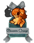 December 4 - CinnamonOrange JR (teaser chibi) by Thalliumfire
