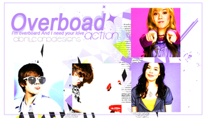Overboad.action by AbrilCorpDesigns