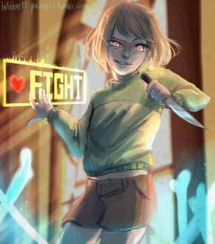 Chara by INTERNETTprincess