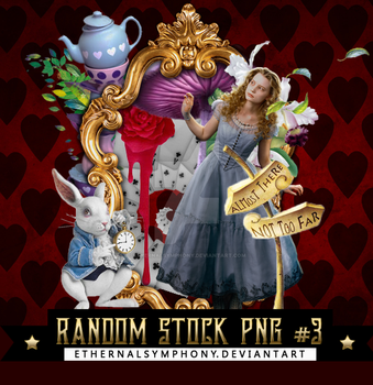 RandomStock PNG Pack #3 by EthernalSymphony