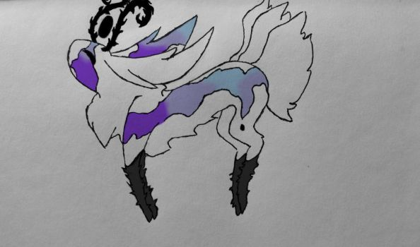 Briarling For DTA by ravegirlxkelly