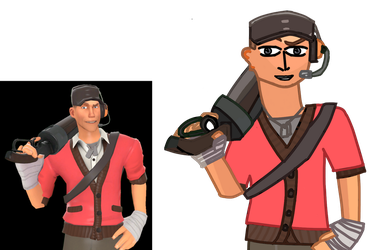 Scout Own Style Challenge by RockitStorm