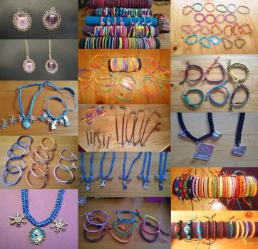 Handmade Jewellery by kael1030