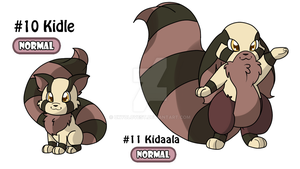 Kidle/Kidaala by UkyoLovest