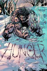 Wolverine Hunger by Summerset