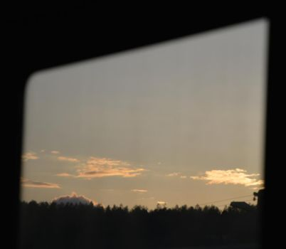 Sunset Window by frolka