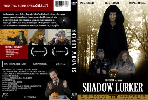 SHADOW LURKER DVD cover by Seja-chan