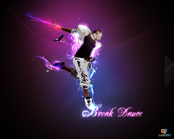 Break Dance by issam991