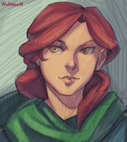 Windranger by Nidhoggn