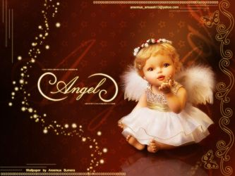 Angel Doll Walle by areemus