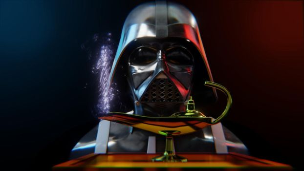 Vader by Caz747