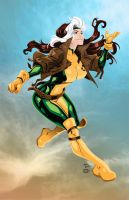 Rogue by AndrewJHarmon