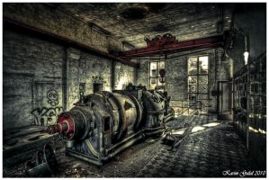 The Steam Turbine by kimoz