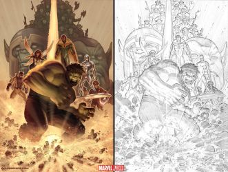 What If? World War Hulk - baa by Kai-S